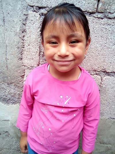 Help Adriana Candy Anely by becoming a child sponsor. Sponsoring a child is a rewarding and heartwarming experience.