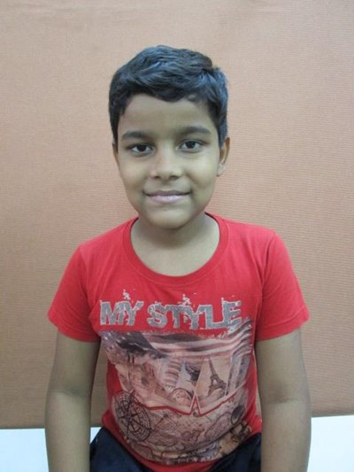 Help Pritam by becoming a child sponsor. Sponsoring a child is a rewarding and heartwarming experience.