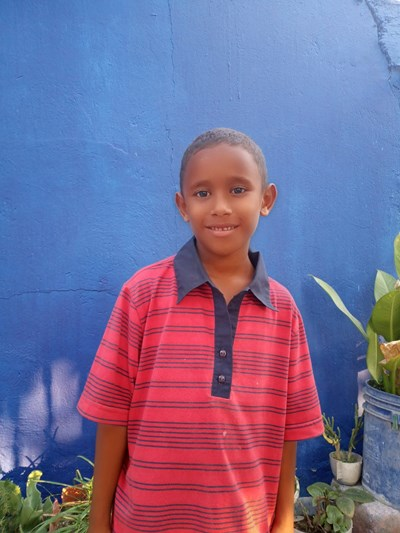 Help Jesus Andres by becoming a child sponsor. Sponsoring a child is a rewarding and heartwarming experience.
