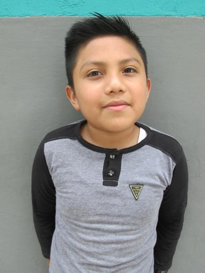 Help Anderson Jeremias by becoming a child sponsor. Sponsoring a child is a rewarding and heartwarming experience.