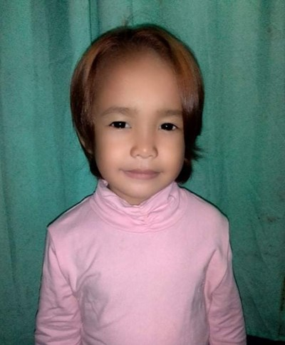 Help Xyrel B. by becoming a child sponsor. Sponsoring a child is a rewarding and heartwarming experience.
