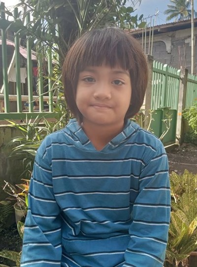 Help Cierra Lienn B. by becoming a child sponsor. Sponsoring a child is a rewarding and heartwarming experience.