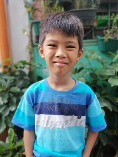 Help Danniel John E. by becoming a child sponsor. Sponsoring a child is a rewarding and heartwarming experience.
