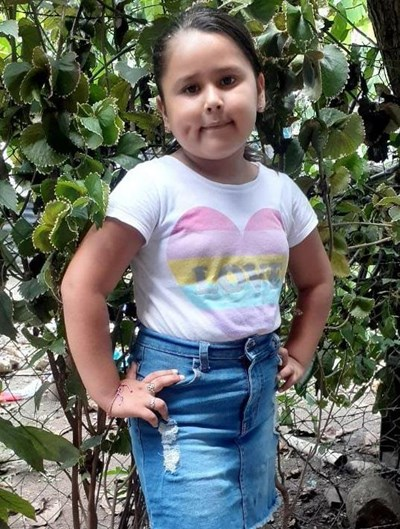 Help Nathaly Gissel by becoming a child sponsor. Sponsoring a child is a rewarding and heartwarming experience.