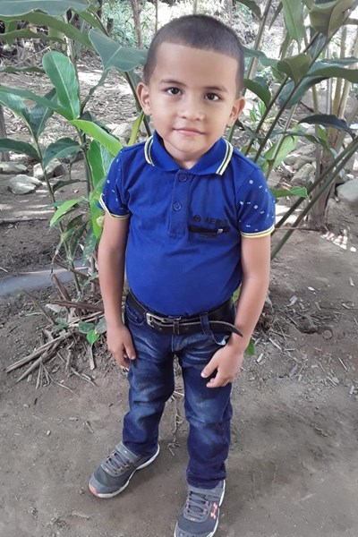 Help Jose Nahun by becoming a child sponsor. Sponsoring a child is a rewarding and heartwarming experience.