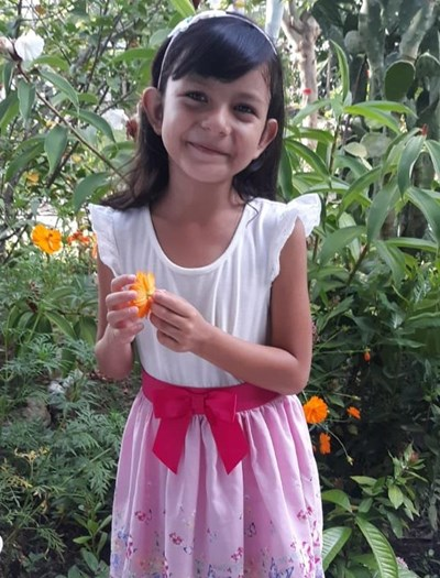 Help Leonela Miriam by becoming a child sponsor. Sponsoring a child is a rewarding and heartwarming experience.