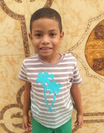 Help Jonas by becoming a child sponsor. Sponsoring a child is a rewarding and heartwarming experience.