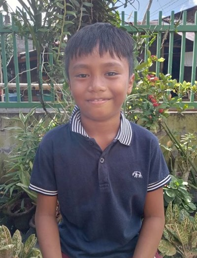Help John Joseph L. by becoming a child sponsor. Sponsoring a child is a rewarding and heartwarming experience.