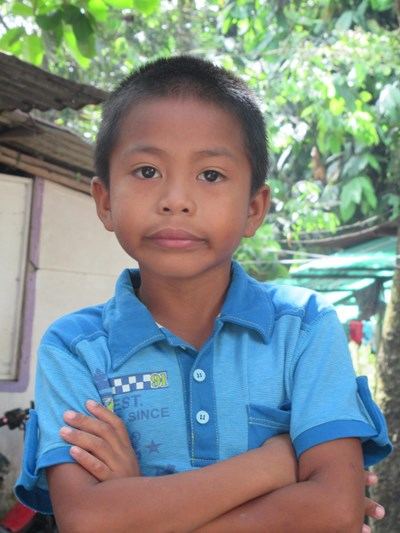 Help John Michael C. by becoming a child sponsor. Sponsoring a child is a rewarding and heartwarming experience.