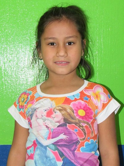 Help Fabiola Monserrath by becoming a child sponsor. Sponsoring a child is a rewarding and heartwarming experience.