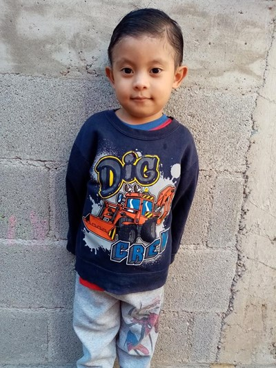 Help Mateo Alejandro by becoming a child sponsor. Sponsoring a child is a rewarding and heartwarming experience.