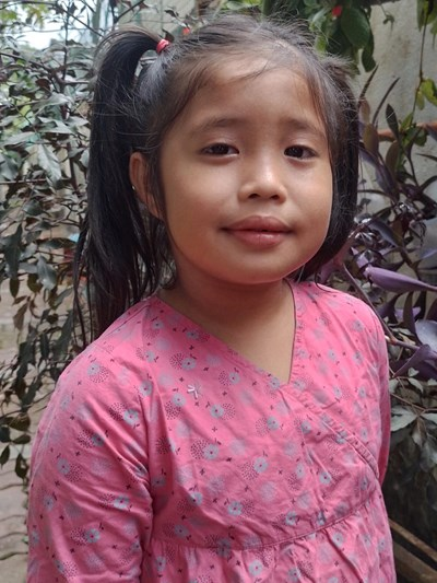 Help Sairen Kate Myrel Q. by becoming a child sponsor. Sponsoring a child is a rewarding and heartwarming experience.