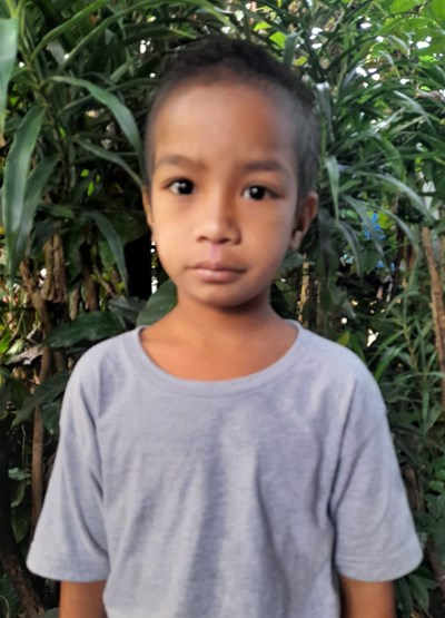 Help Adrian M. by becoming a child sponsor. Sponsoring a child is a rewarding and heartwarming experience.