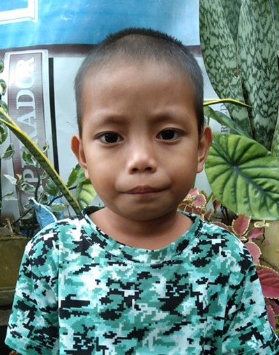 Help Ramon A. by becoming a child sponsor. Sponsoring a child is a rewarding and heartwarming experience.