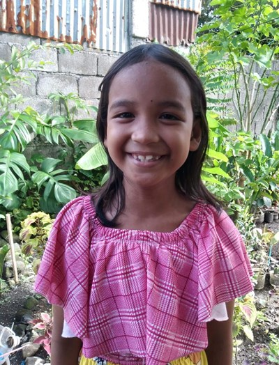 Help Mary Chrise E. by becoming a child sponsor. Sponsoring a child is a rewarding and heartwarming experience.