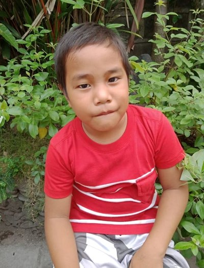 Help Adrian B. by becoming a child sponsor. Sponsoring a child is a rewarding and heartwarming experience.