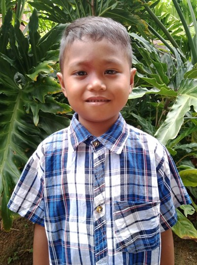 Help James N. by becoming a child sponsor. Sponsoring a child is a rewarding and heartwarming experience.