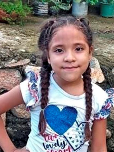 Help Coraima Elizabeth by becoming a child sponsor. Sponsoring a child is a rewarding and heartwarming experience.