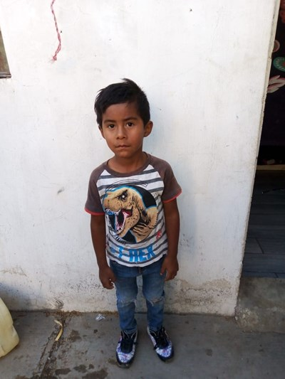 Help Donovan Alexis by becoming a child sponsor. Sponsoring a child is a rewarding and heartwarming experience.