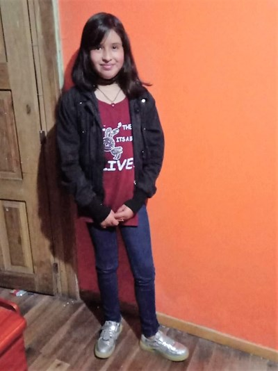 Help Domenica Alexandra by becoming a child sponsor. Sponsoring a child is a rewarding and heartwarming experience.