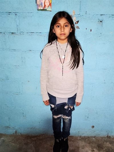 Help Emily Yadira by becoming a child sponsor. Sponsoring a child is a rewarding and heartwarming experience.