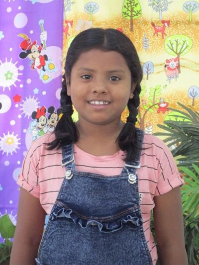 Help Rajlakshmi by becoming a child sponsor. Sponsoring a child is a rewarding and heartwarming experience.