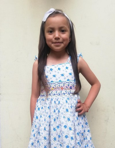 Help Mayerli Sarahi by becoming a child sponsor. Sponsoring a child is a rewarding and heartwarming experience.