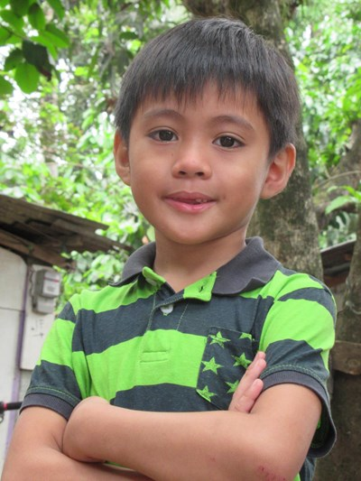 Help Marcus Andrei E. by becoming a child sponsor. Sponsoring a child is a rewarding and heartwarming experience.