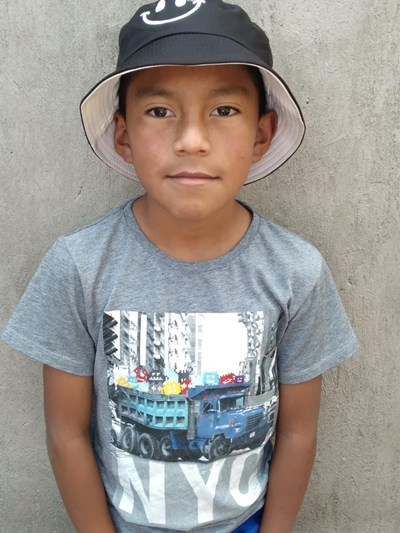 Help Luis Carlos by becoming a child sponsor. Sponsoring a child is a rewarding and heartwarming experience.