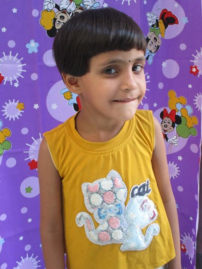 Help Nazma by becoming a child sponsor. Sponsoring a child is a rewarding and heartwarming experience.
