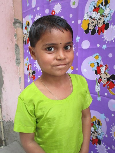 Help Sahin by becoming a child sponsor. Sponsoring a child is a rewarding and heartwarming experience.