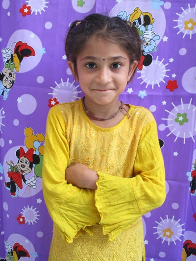 Help Maryam by becoming a child sponsor. Sponsoring a child is a rewarding and heartwarming experience.