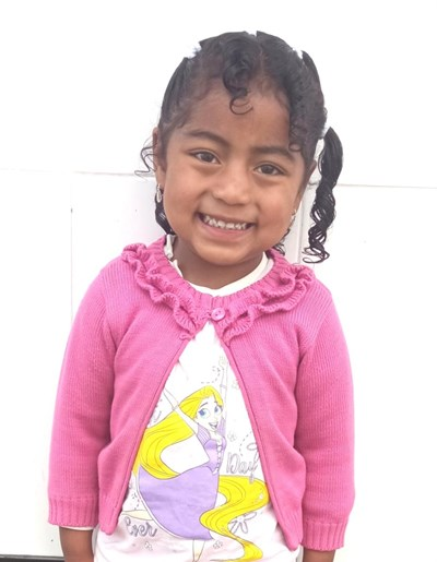 Help Scarleth Alejandra by becoming a child sponsor. Sponsoring a child is a rewarding and heartwarming experience.