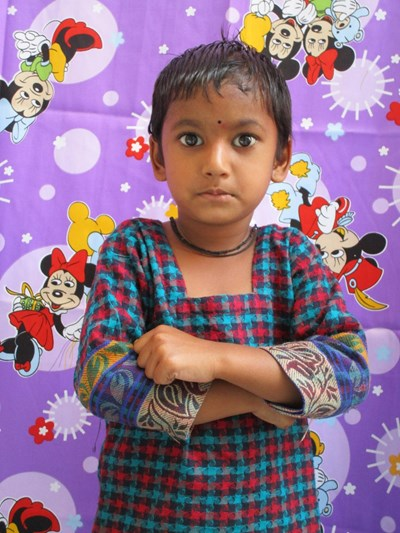 Help Sufiya by becoming a child sponsor. Sponsoring a child is a rewarding and heartwarming experience.