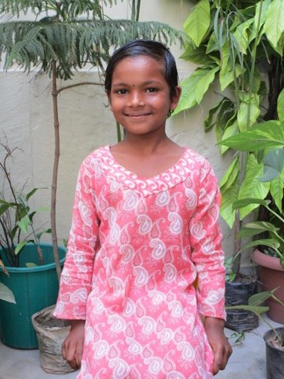 Help Nisrat by becoming a child sponsor. Sponsoring a child is a rewarding and heartwarming experience.