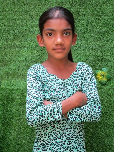 Help Kashish by becoming a child sponsor. Sponsoring a child is a rewarding and heartwarming experience.