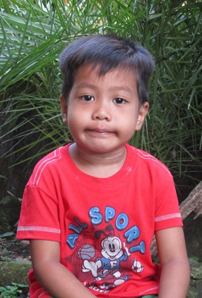 Help Hans Kiere B. by becoming a child sponsor. Sponsoring a child is a rewarding and heartwarming experience.