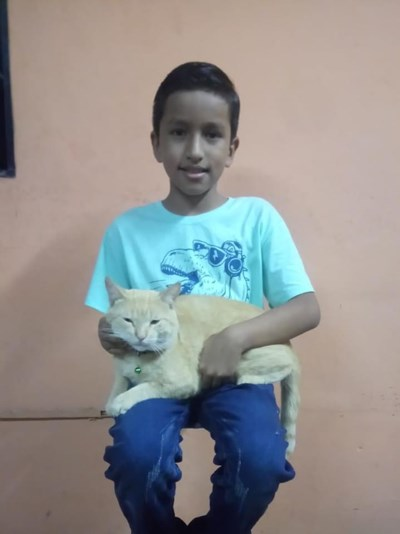 Help Manuel Anthonio by becoming a child sponsor. Sponsoring a child is a rewarding and heartwarming experience.