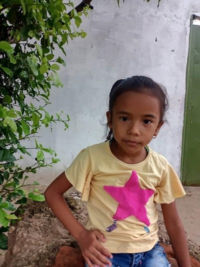 Help Nathaly Andrea by becoming a child sponsor. Sponsoring a child is a rewarding and heartwarming experience.