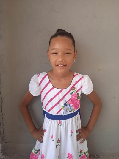 Help Skarlet by becoming a child sponsor. Sponsoring a child is a rewarding and heartwarming experience.