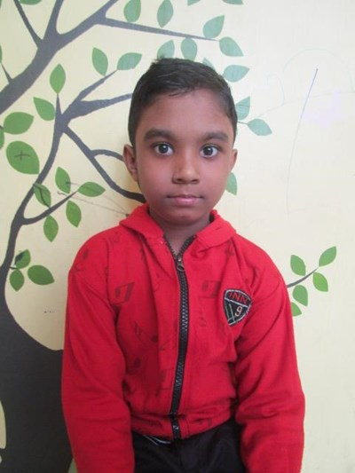 Help Omkar by becoming a child sponsor. Sponsoring a child is a rewarding and heartwarming experience.
