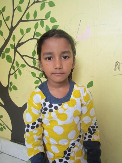 Help Fatma by becoming a child sponsor. Sponsoring a child is a rewarding and heartwarming experience.