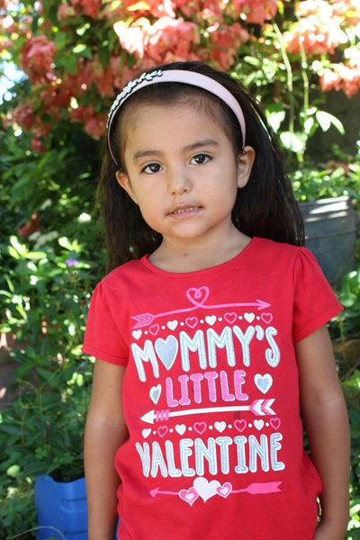 Help Lesly Mileidy by becoming a child sponsor. Sponsoring a child is a rewarding and heartwarming experience.