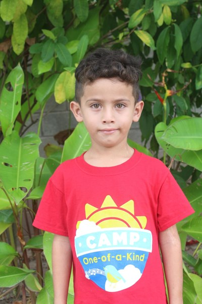Help Sneyder Eliseo by becoming a child sponsor. Sponsoring a child is a rewarding and heartwarming experience.