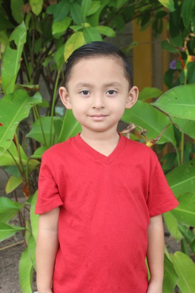 Help Adrian Jese by becoming a child sponsor. Sponsoring a child is a rewarding and heartwarming experience.
