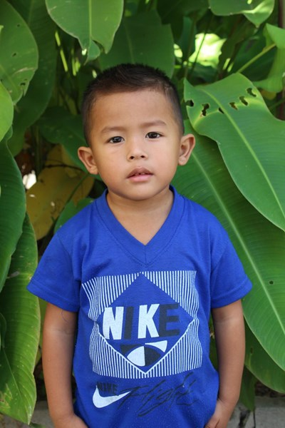 Help Tony Alexander by becoming a child sponsor. Sponsoring a child is a rewarding and heartwarming experience.