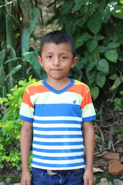 Help Samuel Andony by becoming a child sponsor. Sponsoring a child is a rewarding and heartwarming experience.