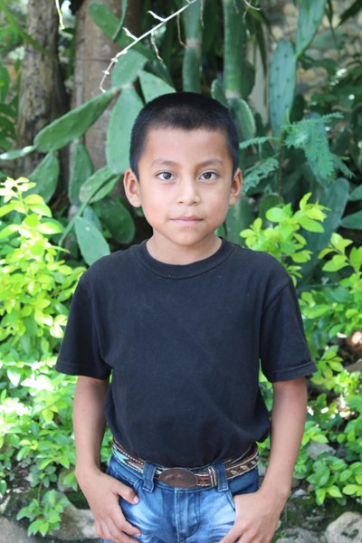 Help Isaias Efrain by becoming a child sponsor. Sponsoring a child is a rewarding and heartwarming experience.