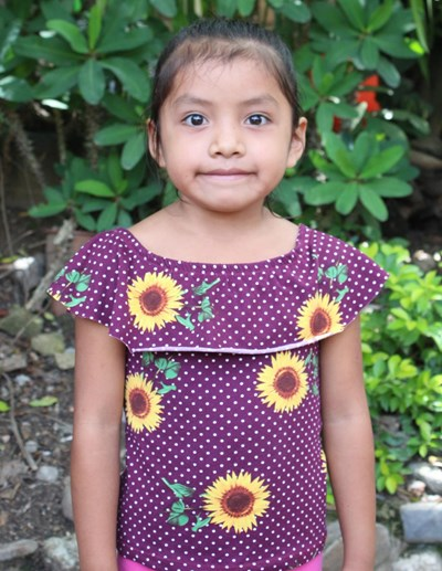 Help Kensi Yolani by becoming a child sponsor. Sponsoring a child is a rewarding and heartwarming experience.
