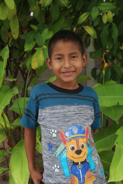 Help Erick Isai by becoming a child sponsor. Sponsoring a child is a rewarding and heartwarming experience.